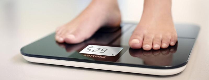 La bascula y la perdida de peso