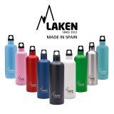 Botellas de acero inoxidable Laken