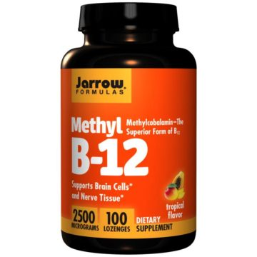 Vitamina B12 metilcobalamina para veganos