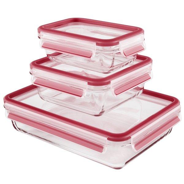 Tupperwares de cristal para conservar sabor y evitar bisfenol y BPA
