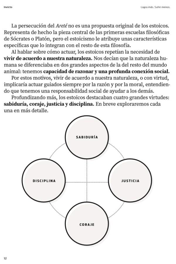 Invicto libro PDF Marcos Vázquez