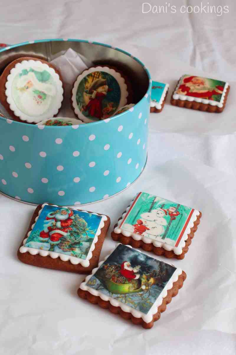 [:en]Honey Christmas cookies with fondant decoration[:bg]Коледни меденки с фонданова украса[:]