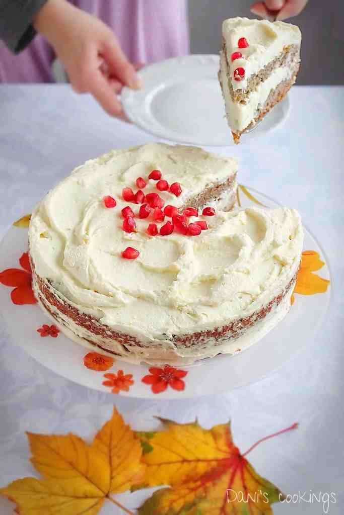 Cool Cake In Fridge Before Frosting