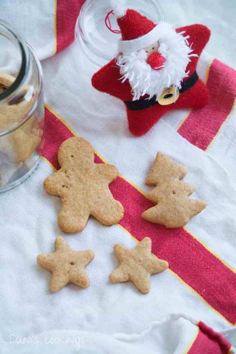 [:en]Sugar free spelt cookies[:bg]Меденки с брашно от спелта[:]
