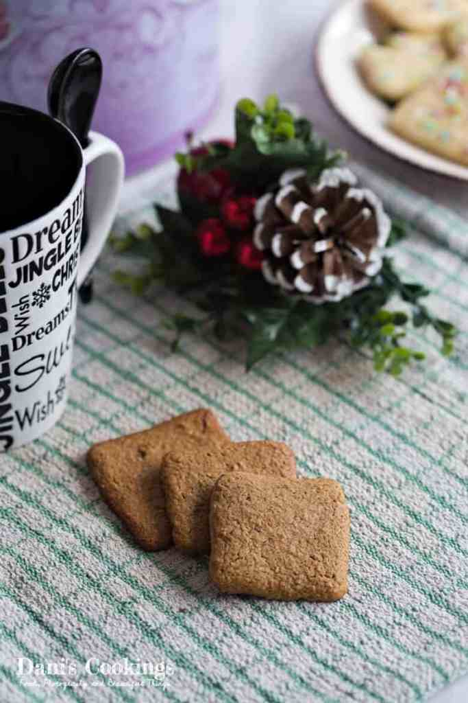 These Ginger Spelt Cookies with Cinnamon and Lemon Cookies are two great recipes! They are very tasty and also convenient for cookie baking with kids.
