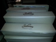 Sidecar Doughnuts by the dozen to go..