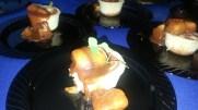 Bananas Foster Cheesecake - New Orleans Square - Disneyland..YUM!!