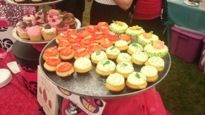 Bubba Sweets Cupcakes