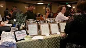 OC Weekly Decadence Event, Costa Mesa Hilton, Orange County Restaurants