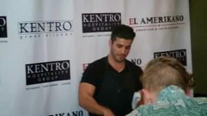 El Amerikano  American Cuisine with Latin Flare in