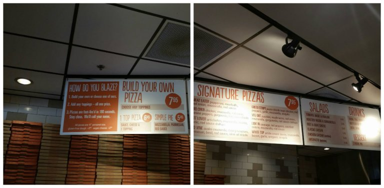Blaze Pizza  Made to Order Economical and Delicious
