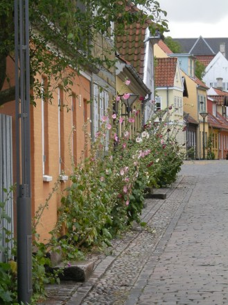 Odense old town, Denmark