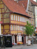 Old building in Aalborg