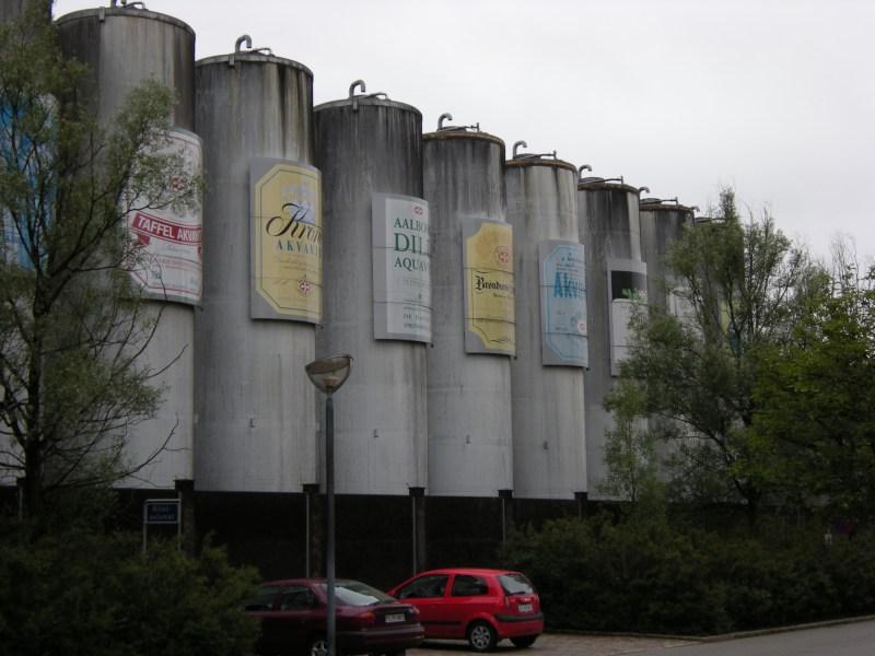 Aalborg Akvavit Plant