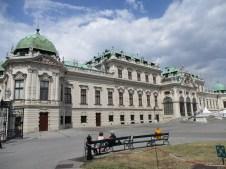 Belvedere Museum, exterior