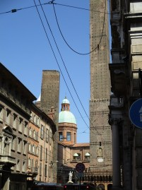 The 2 towers left in Bologna