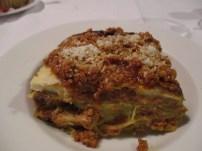 Lasagna a la Bolognese