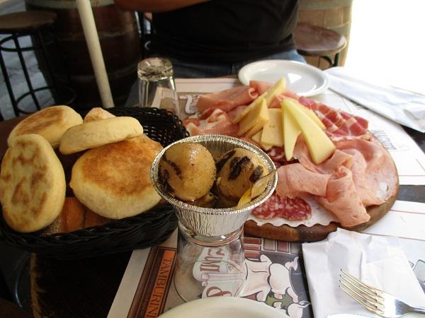 Tamburini Salami Platter