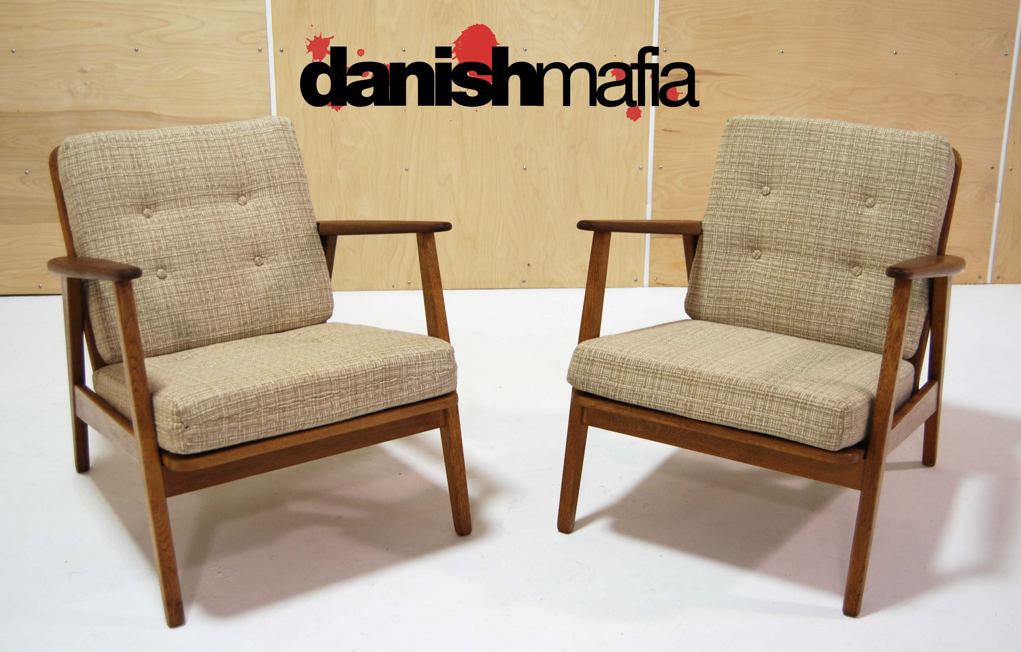 Danish Modern Lounge Chair Mid Century Danish Modern Wegner Lounge Chairs Eames Danish Mafia