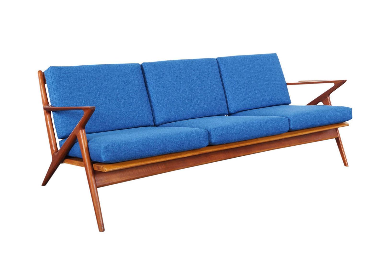 Danish Contemporary Sofas Furniture Danish Modern Daybed