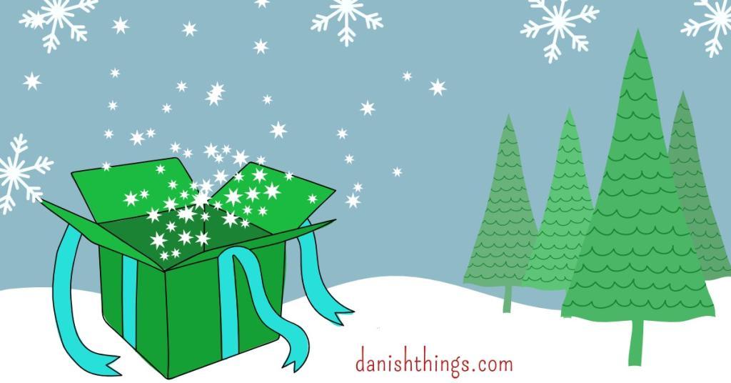 Classic Danish Christmas cakes and decorations - Make a Froebel star - Pleated Christmas hearts – cakes – find instructions and recipes @ danishthings.com - Juleprojekter – vaniljekranse – Luciaboller –tempereret chokolade - Peberkager – honningkager og meget mere - find opskrifter og inspiration på danishthings.com