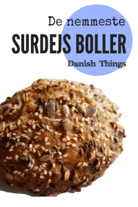Surdejs bolle @ danishthings.com