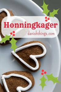 Honningkage – dansk julekage © danishthings.com