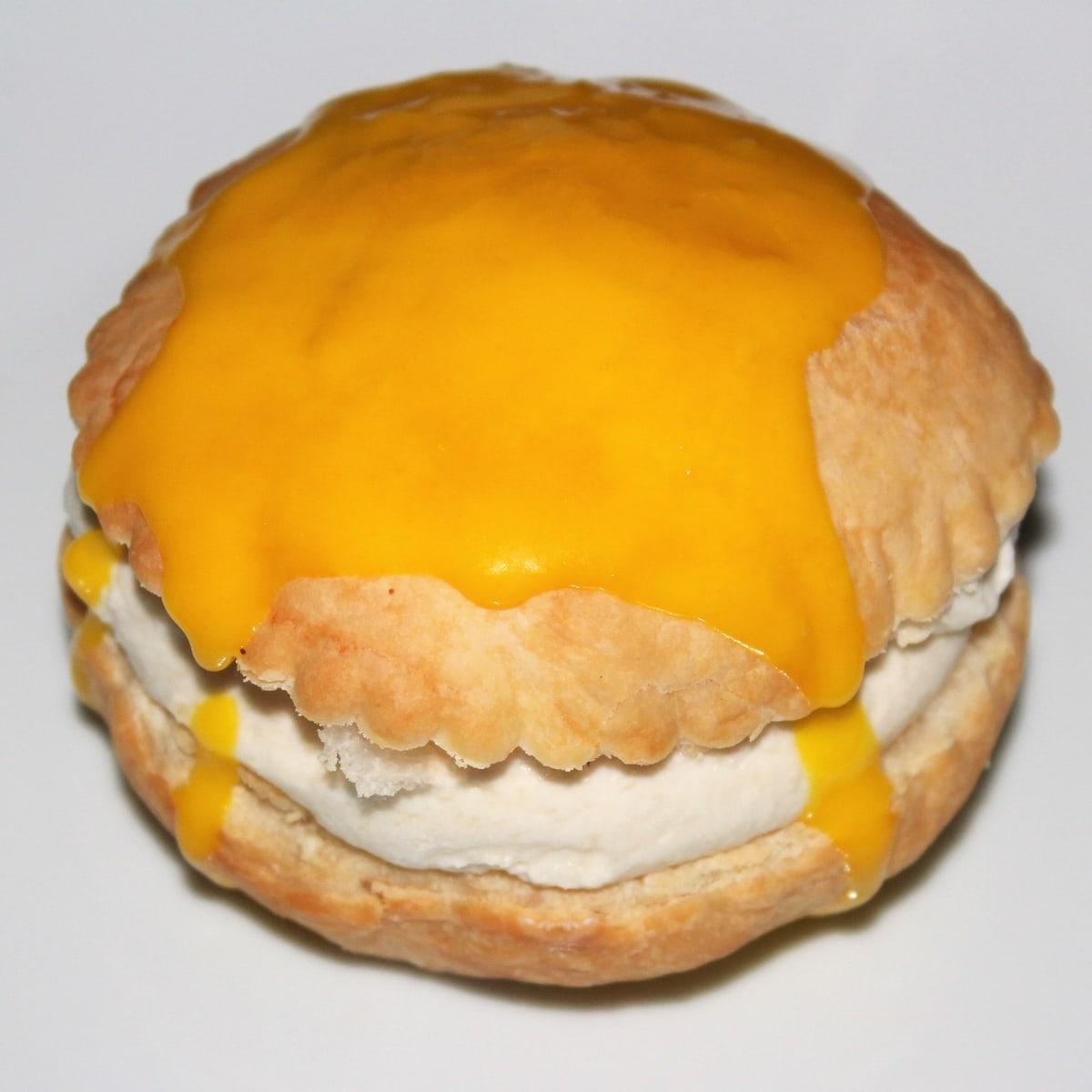 Fastelavnsboller af butterdej