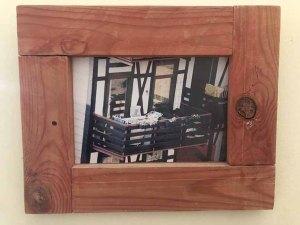 תמונה עם מסגרת עץ למכירה במבצע 1538s