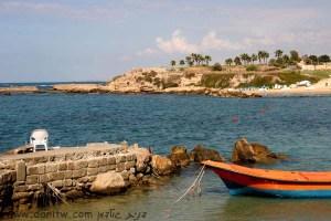 1001 ימים ואגמים, קיסריה, ישראל