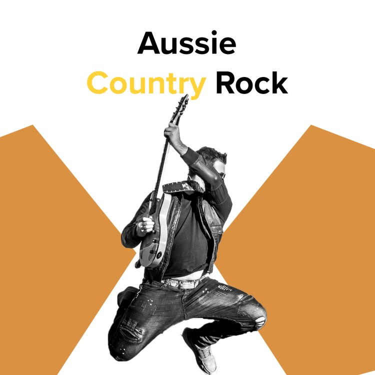 Aussie Country Rock featuring Jay Seeney