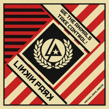 linkin_park_album_cover__russian_constructivism__by_leonelnikolaz-d8kx57k