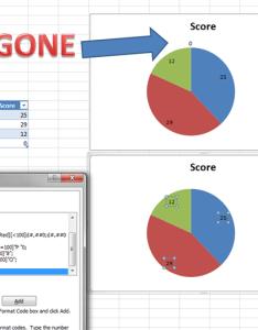 Hide zero data labels on pie chart also how to use custom formats  axis so negative values appear rh danjharrington wordpress