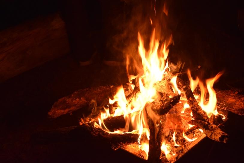 焚火のイメージ画像