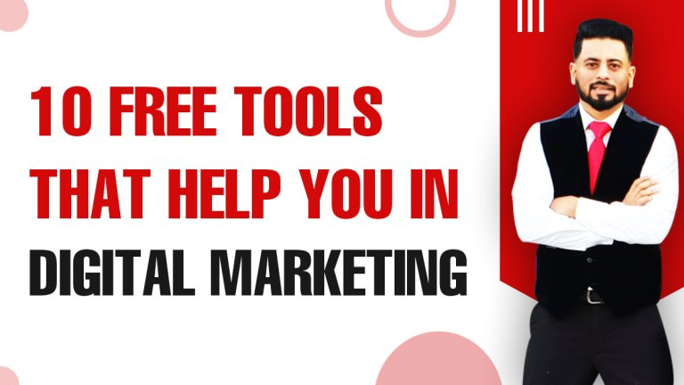 Free tools of Digital Marketing