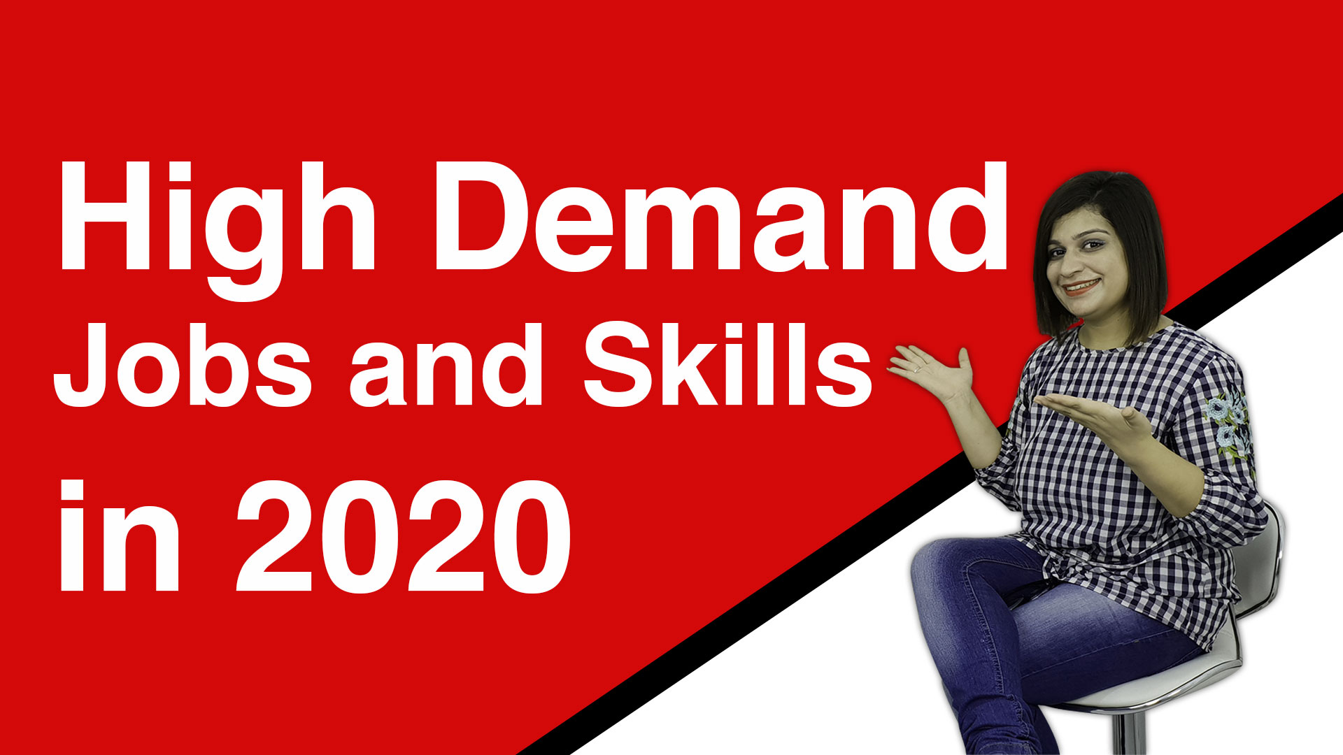 High Demand Jobs and Skills in 2020