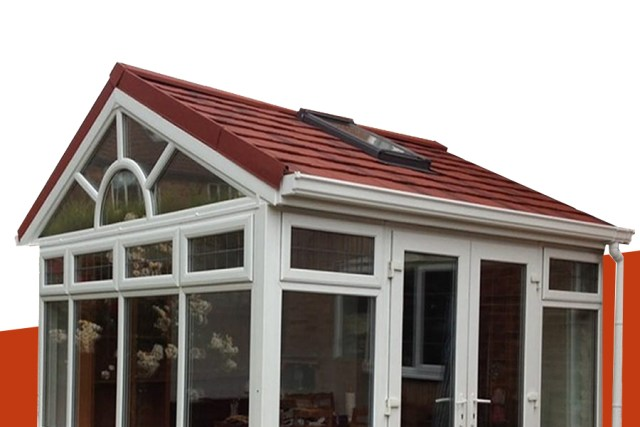 Types of Conservatory - Gable End - Warmer Roof