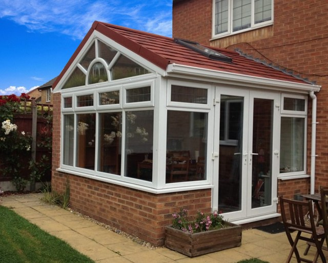 Conservatory - Gable End