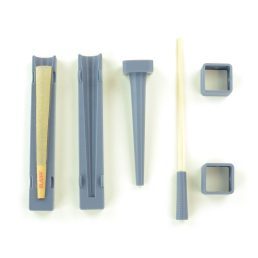 Dank Paper King Size Pre-Rolled Cone Loader Packing Tool Cone Filler Kit with Packing Tools
