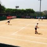 テニスにおけるダブルスの戦術