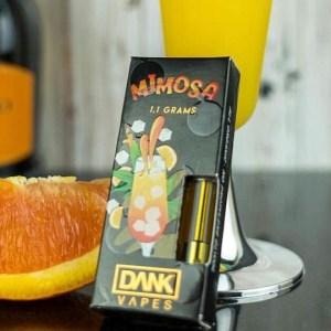 Dank Vapes Mimosa