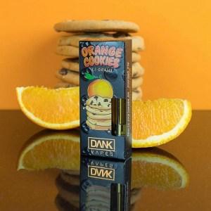 Dank Vapes Orange Cookies
