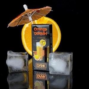 Dank Vapes Orange Daiquiri