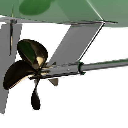 10 Degree Propshaft Strut Plan Kit How to make a prop shaft strut