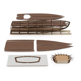 Boat Building Kits