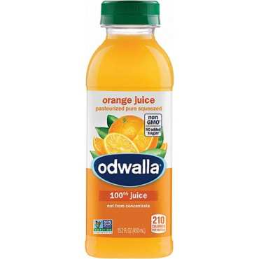 Odwalla Orange Juice  15.2oz
