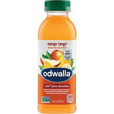 Odwalla Strawberry Banana Smoothie 15.2oz