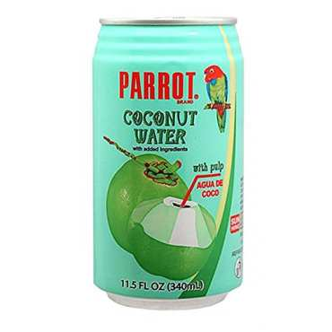 Parrot Coconut Water Pulp Small 24/11.5oz