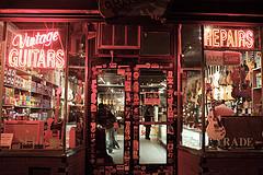 New York Guitar Store