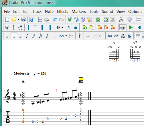 How to Create Sheet Music  Part 1: Tab – Dan Loves Guitars